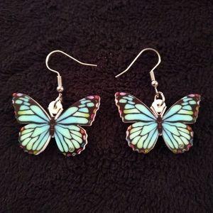 NEW - Earrings - Butterflies